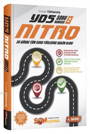 YDS Son Aşama Nitro Soru Bankası 2 İrem Yayıncılık