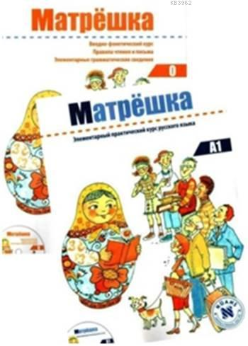 Matryoshka 0-A1 + 2 CD Rusça Seti