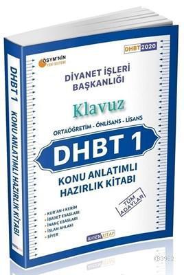 2020 DHBT 1 Konu Anlatımlı Hazırlık Kitabı Ortaöğretim - Önlisans - Lisans