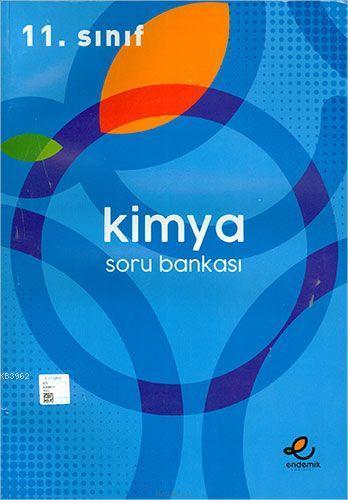 Endemik Yayınları 11. Sınıf Kimya Soru Bankası Endemik