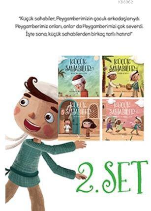 Küçük Sahabiler Seti - 2 (4 Kitap Takım)
