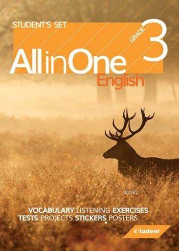 Tudem Yayınları 3. Sınıf İngilizce All in One Tudem