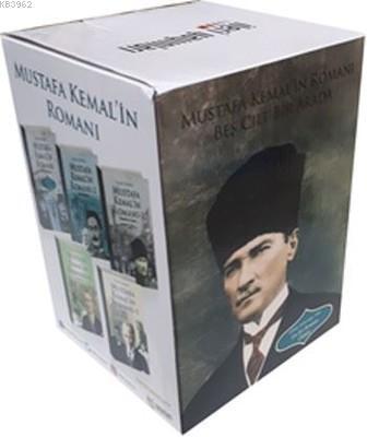 Mustafa Kemal'in Romanı (5 Cilt Takım)