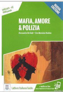 Mafia, amore &amp polizia +audio online (A2) Nuova edizione