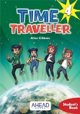Time Traveller 4 Student's Book + 2 CD Audio