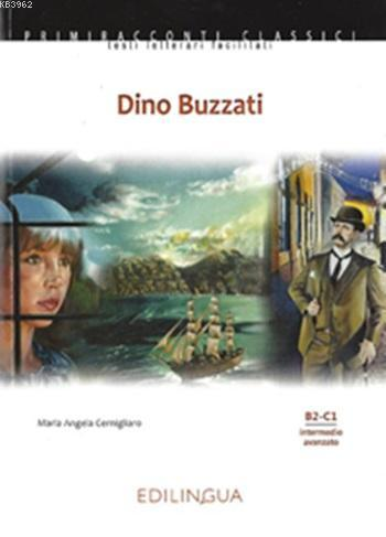 Dino Buzzati + CD; (B2-C1)