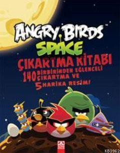 Angry Birds Space; Çıkartma Kitabı
