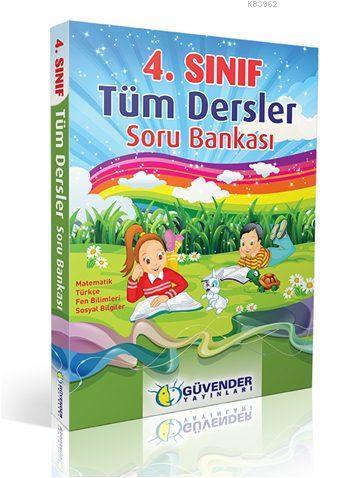 4. Sınıf Tüm Dersler Soru Bankası Seti