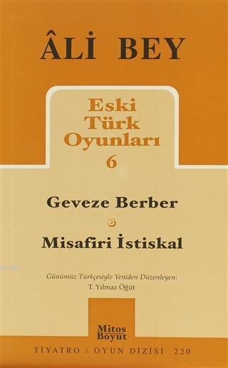 Eski Türk Oyunları 6