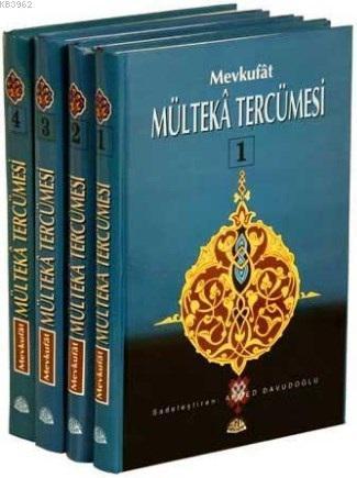 Mevkufat Mülteka Tercümesi (4 Cilt, Şamua) - İKİNCİ EL