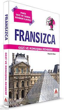 Delta Kültür Yayınları Fransızca Gezi ve Konuşma Rehberi Delta Kültür