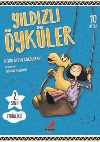 2. Sınıf Yıldızlı Öyküler Seti (10 Kitap)