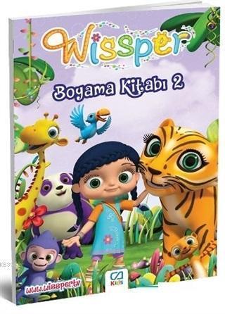 Wissper - Boyama Kitabı 2