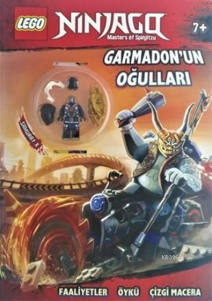 Lego Ninjago Garmadon'un Oğulları