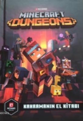 Minecraft Dungeons Kahramanın El Kitabı