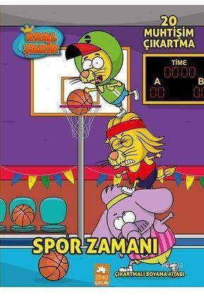 Kral Şakir - Spor Zamanı