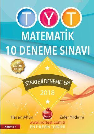 2018 TYT Temel Matematik 10 Deneme Sınavı
