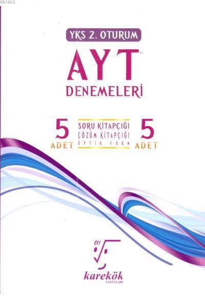 AYT 5 Deneme
