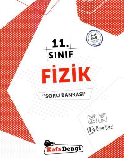 Kafa Dengi Yayınları 11. Sınıf Fizik Soru Bankası Kafa Dengi