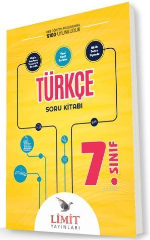 Limit Yayınları 7. Sınıf Türkçe Soru Bankası Limit