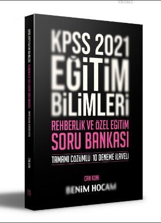 2021 KPSS Eğitim Bilimleri Rehberlik ve Özel Eğitim Soru Bankası