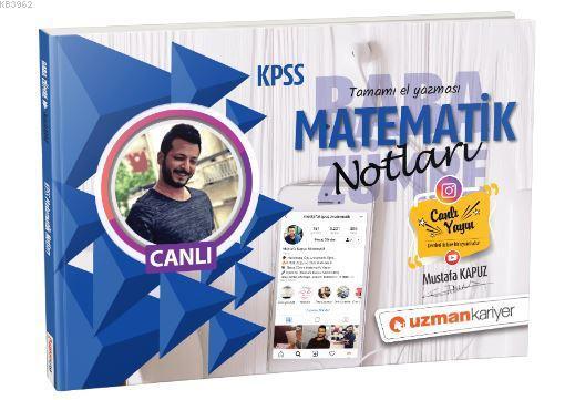 KPPS Tamamı El Yazması Matematik Notları