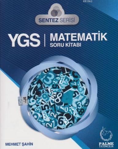 Sentez Serisi YGS Matematik Soru Kitabı