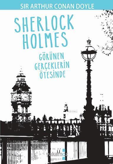 Sherlock Holmes - Görünen Gerçeklerin Ötesinde; Kokulu Kitap