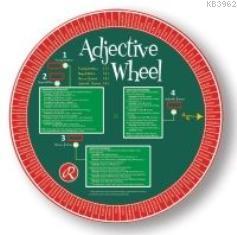 Redhouse Adjective Wheel(Sıfat Çarkı)