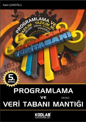 Programlama ve Veritabanı Mantığı (Dvd'li)