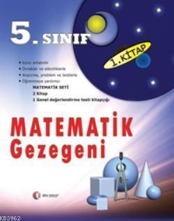 5. Sınıf Matematik Gezegeni 1. Kitap (2 Kitap + Test Kitapçığı)
