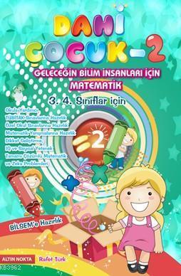 Dahi Çocuk-2; Geleceğin Bilim İnsanları İçin Matematik