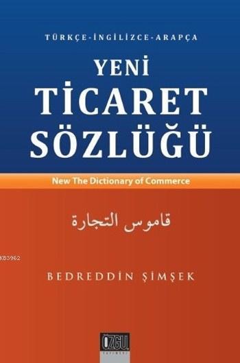 Yeni Ticaret Sözlüğü