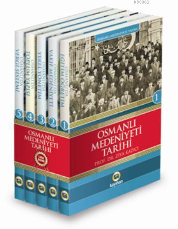 Osmanlı Medeniyet Tarihi Set