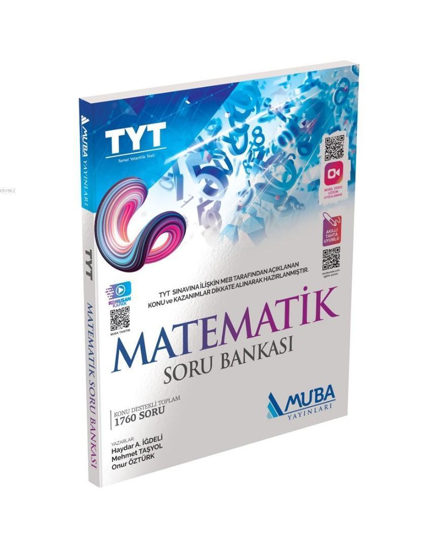Muba Yayınları TYT Matematik Soru Bankası Muba
