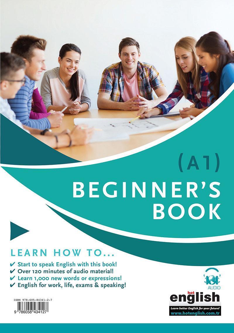 Beginner's Book (A1) - Başlangıç Düzeyi İngilizce