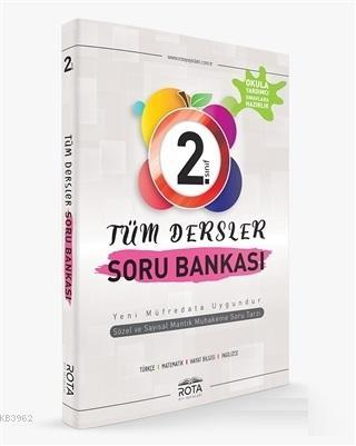 Rota Yayınları 2. Sınıf Tüm Dersler Soru Bankası RTY Rota