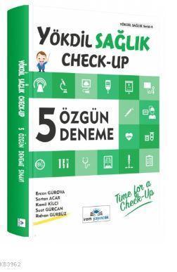 YÖKDİL Sağlık Check Up 5 Özgün Deneme