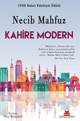 Kahire Modern; 1988 Nobel Edebiyat Ödüllü