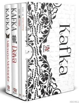 Kafka Kutulu Set (4 Kitap Takım)