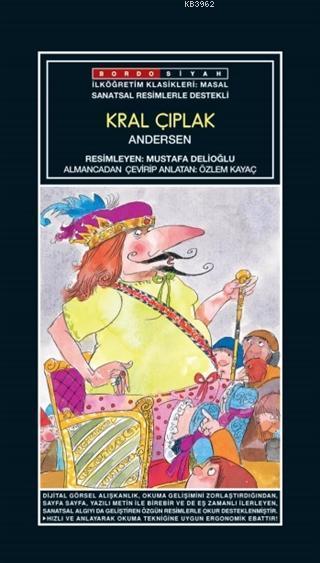 Sanatsal Resimli Kral Çıplak; Andersen Masalları