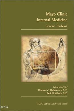 Mayo Clinic Internal Medicine Concise Textbook (TÜRKÇE)