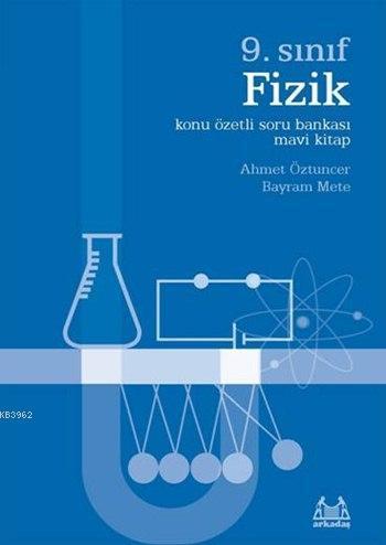 9. Sınıf Fizik Soru Bankası-Mavi Kitap