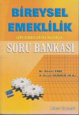Bireysel Emeklilik Soru Bankası; SPK Sınavlarına Hazırlık