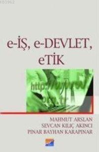 E-iş E-devlet Etik