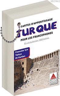 Fransızlar için Türkçe Dil Kartları