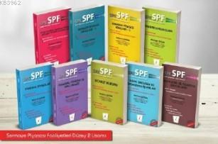 SPK - SPF Sermaye Piyasası Faaliyetleri Düzey 2 Lisansı (9 Kitap)