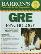Gre Psychology The Leader in Test Preparation