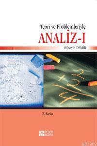 Teori ve Problemleriyle Analiz - I