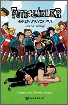 Futbolikler 1 - Hakem Uyuyor Mu